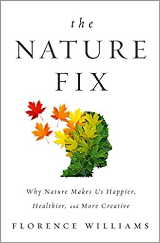 Wonderful book on why nature makes us happy…