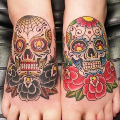 Tattoos: Skulls to Wear (Permanently)