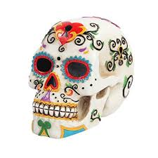 Skulls for partying: Celebrating the Day of the Dead