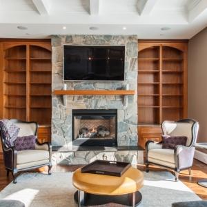 Rollinmead - Fireplace Cabinets